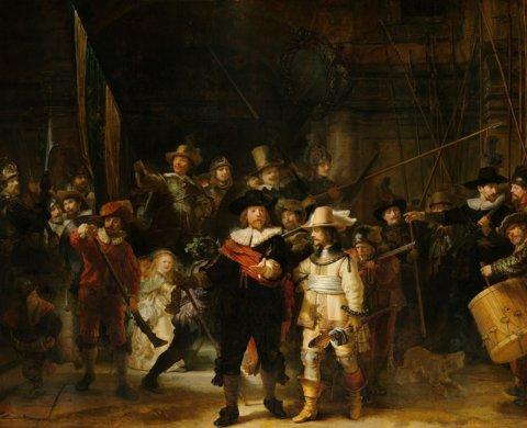 Rijks-Nachtwacht-Rembrandt-1642